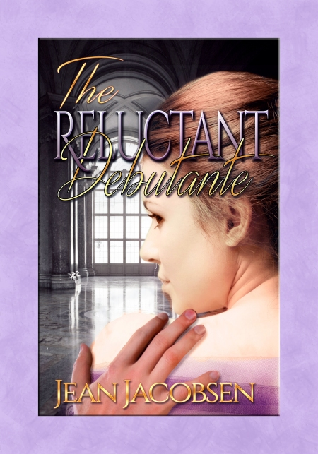 Reluctant Debutant cover border2